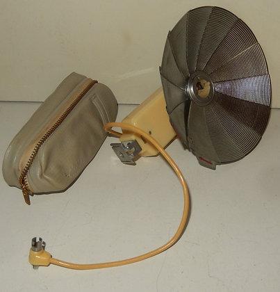 Vintage Minolta Camera Early Fan Flash