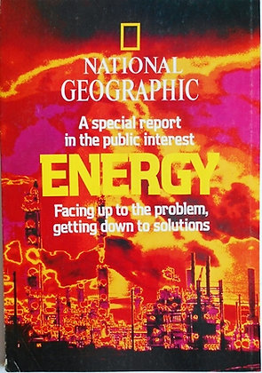National Geographic 1981 Complete 12 Issues