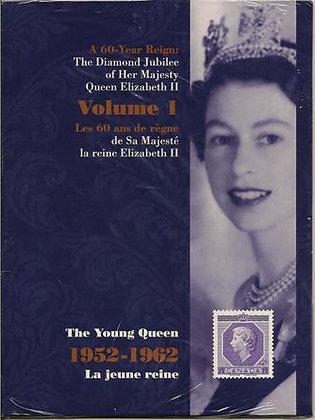 Queen Elizabeth II Diamond Jubilee *1952-1962*