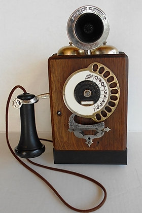 1907 Strowger Dial Phone