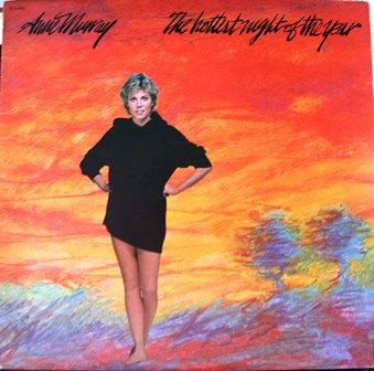 ANNE MURRAY Hottest Night of the Year LP