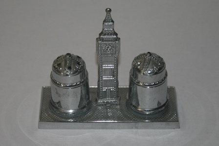 Parliament Building Souvenir Salt & Pepper Shakers