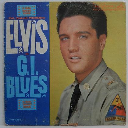 Elvis G.I. Blues LP (1960)