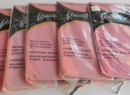 Vintage Spuntex Nylon Stockings