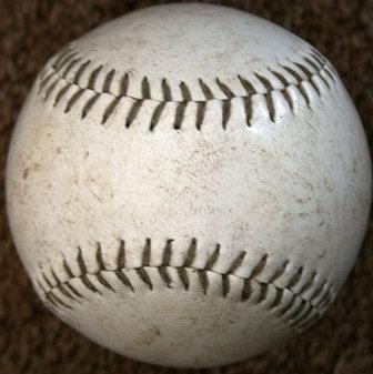 Vintage Softballs 1950s Lot of 3