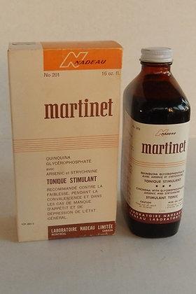 Vintage Martinet Stimulant Tonic