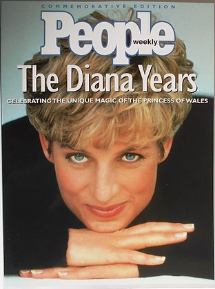 People Weekly The Diana Years 1997