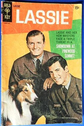 Last Issue of Lassie Comic, 1969