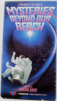 """""""Mysteries Beyond Our Reach"""" (VHS, 1995)"""