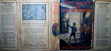 Tom Swift in the Land of Wonders by Appleton