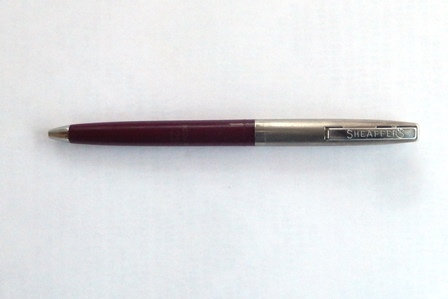 Vintage Sheaffer Safety Clip Ball Point Pen