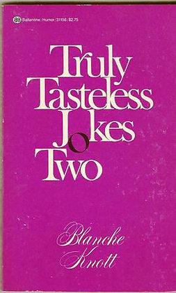 Vintage Truly Tasteless Jokes Two