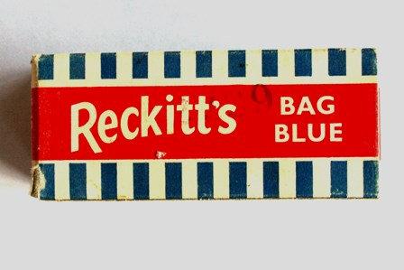 Reckitt's 2 Bags in Box Blueing Laundry Whitener