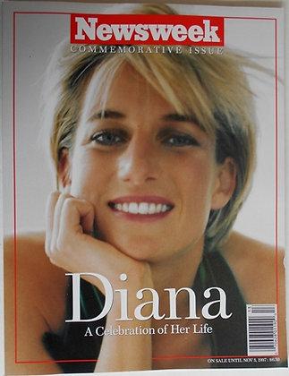 Newsweek  Princess Diana Commemorative Issue