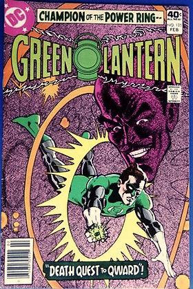 Green Lantern Comic, 1980