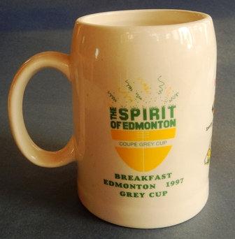 Edmonton Eskimos Coffee Mug