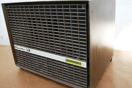 Old MCGRAW-EDISON Water Cooled Box Fan