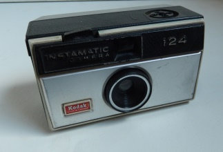 Kodak Instamatic 124 Camera