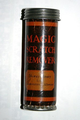 Vintage Blowey Henry Magic Scratch Remover