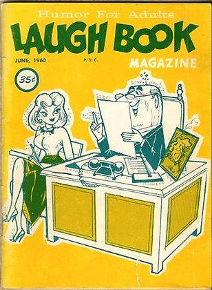 Laugh Book Magazine June 1960