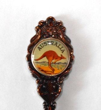 Australia Souvenir Spoon
