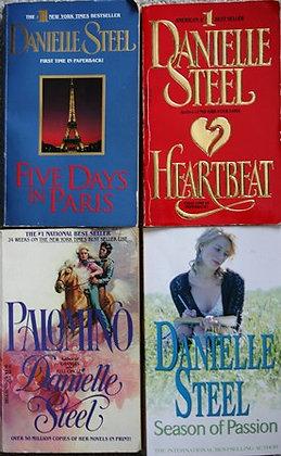Danielle  Steel Paperback Books