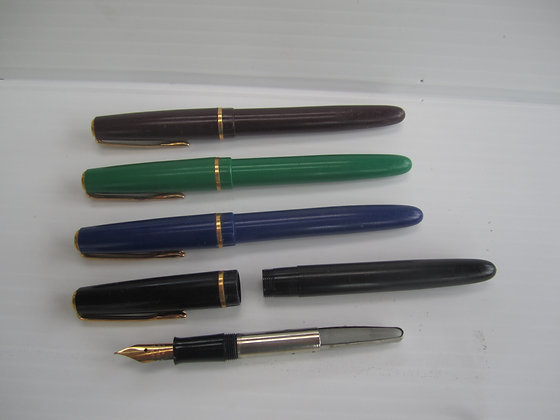 Vintage Bankers Fountain Wing-flow Pen (Rare)