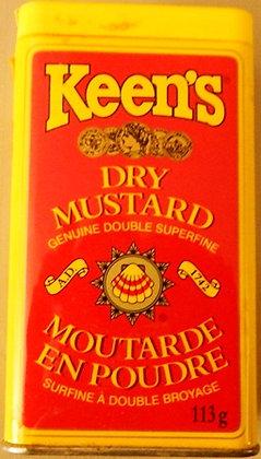 Keen's Dry Mustard Tin