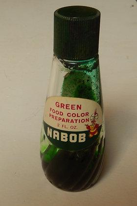 Nabob Green Food Coloring