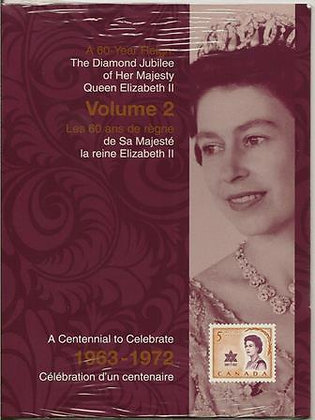 Queen Elizabeth II Diamond Jubilee *1963-1972*