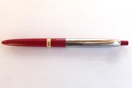 Vintage Sheaffer Push Button Ball Pen