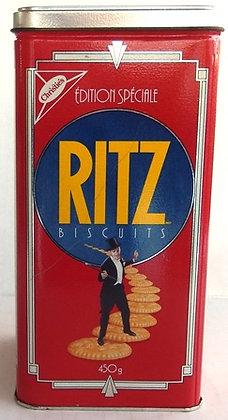 1990 Ritz Crackers Special Edition Tin