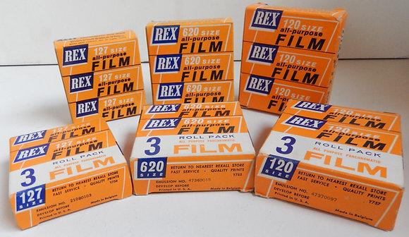 Rare Film by Rexall Drug Company called REX