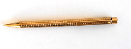 Sheaffer Gold Electroplated Mechanical Pencil