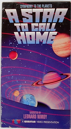"""A Star to Call Home""  (VHS, 1995)"