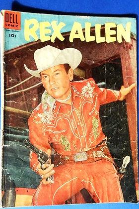 Rex Allen Comic