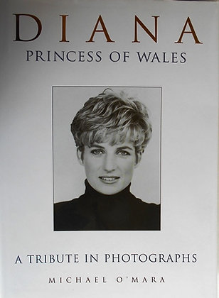 Diana Tribute in Photographs by Michael O'Mara