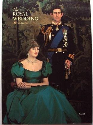 The Royal Wedding Official Souvenir