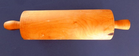 VTG One-Piece Wooden Rolling Pin