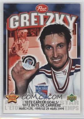 1999 Upper Deck Post Wayne Gretzky Moments #7 Card