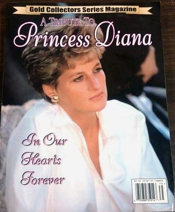 A Tribute to Princess Diana In Our Hearts Forever