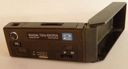 Kodak Tele-Ektra Camera