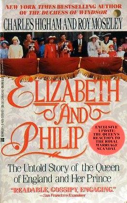 Elizabeth And Philip Paperback 1993
