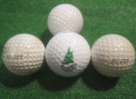 Rare British Open ball, small ball