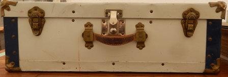 Vintage Steel Suitcase