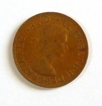 1960 Australia Penny