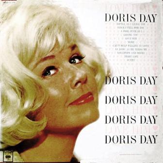 DORIS DAY LOVE HIM LP 1964