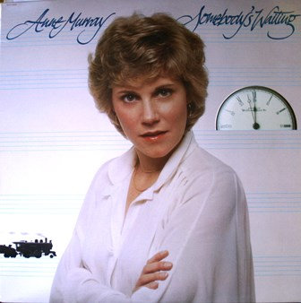 Anne Murray - Somebody's Waiting LP Record