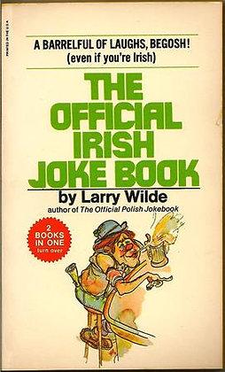 The Official Jewish/Irish Joke Book