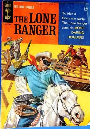 The Lone Ranger Comic, 1955